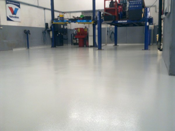 ArmourShield Onsite Coating Solutions - Epoxy Flooring