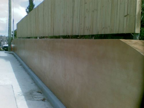 ArmourShield Onsite Coating Solutions - Concrete Render