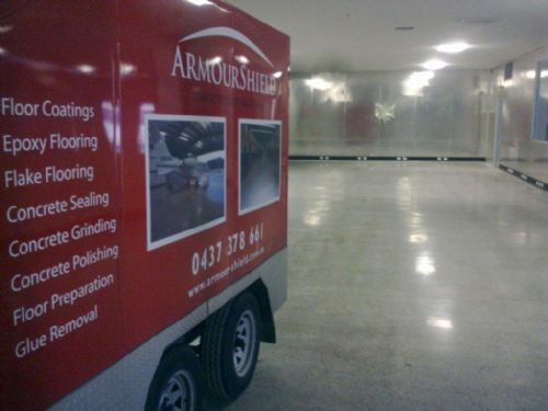 ArmourShield Onsite Coating Solutions -