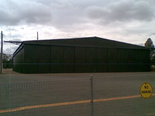 ArmourShield Onsite Coating Solutions - Parkes Airport