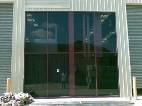 ArmourShield Onsite Coating Solutions - Industrial Windows