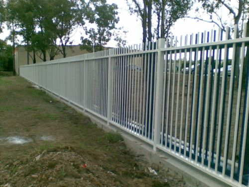 ArmourShield Onsite Coating Solutions - Fences