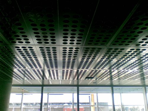 ArmourShield Onsite Coating Solutions - Ceiling Grids