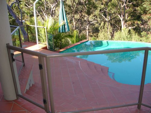 ArmourShield Onsite Coating Solutions - Pool Fencing