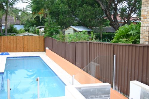 ArmourShield Onsite Coating Solutions - Fence Before