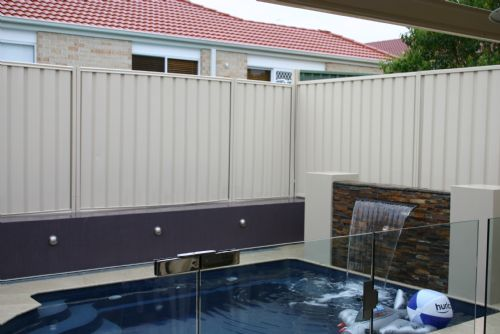 ArmourShield Onsite Coating Solutions - Colorbond fences