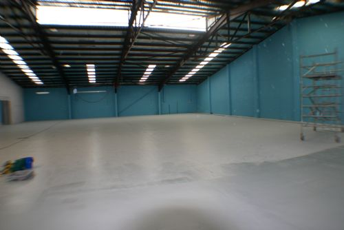 ArmourShield Onsite Coating Solutions - FACTORY FLOORING