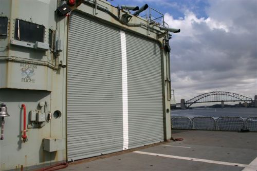 ArmourShield Onsite Coating Solutions - Australian Navy