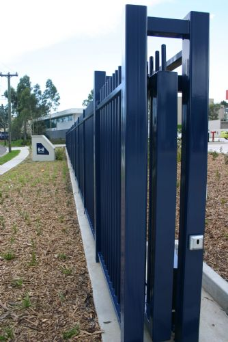 ArmourShield Onsite Coating Solutions - Fencing