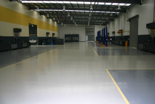 ArmourShield Onsite Coating Solutions - Epoxy Polyurethane