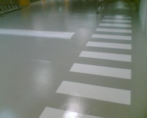 ArmourShield Onsite Coating Solutions - Car park flooring