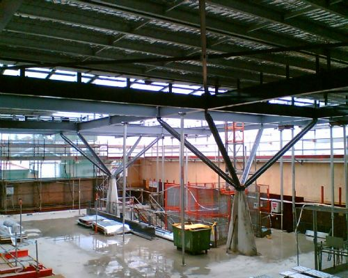 ArmourShield Onsite Coating Solutions - Onsite Structural Steel