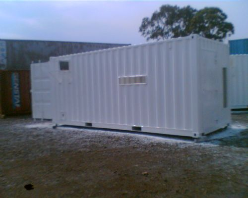 ArmourShield Onsite Coating Solutions - Shipping containers