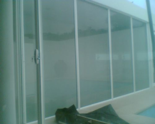ArmourShield Onsite Coating Solutions - Window frames