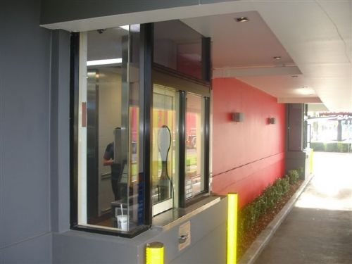 ArmourShield Onsite Coating Solutions - McDonalds