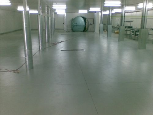 ArmourShield Onsite Coating Solutions - Epoxy floors