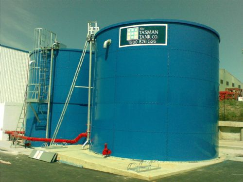 ArmourShield Onsite Coating Solutions - Water Tanks