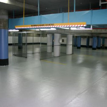3 Polished Concrete Floors