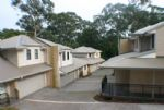 COLORBOND STEEL REPAINTING, COLORBOND ROOFS, THESE 7 UNITS WERE COATED IN 2007 USING THE ARMOURSHIELD SYSTEM, 109